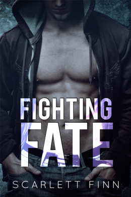 Tour: Fighting Fate by Scarlett Finn