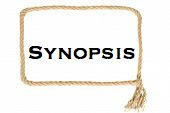 "Photo of a rope square labeled ""Synopsis"""