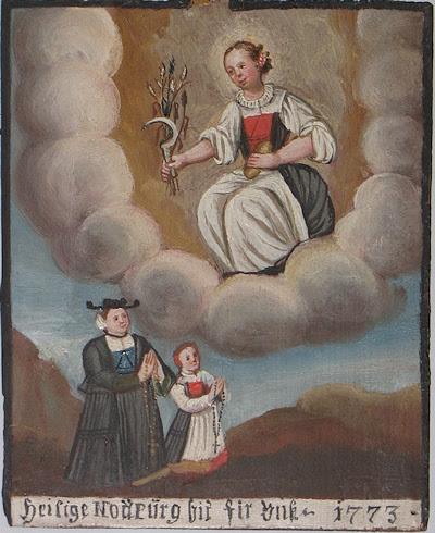 """Resultado da imagem para """"heilige notburga"""""""