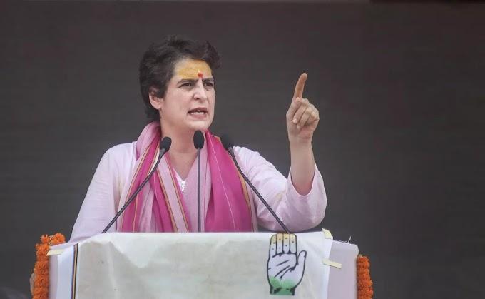 Priyanka to be party's face in Uttar Pradesh polls: Congress