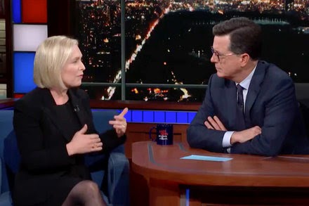 Fresh Off Re-Election, Gillibrand Says She Is Giving 'Long, Hard Thought' to 2020 Run