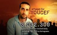 Brasileiros ajudam campanha por Yousef Nadarkhani a alcançar 3 milhões de pessoas por dia