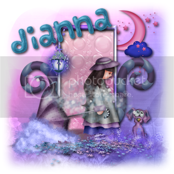 Dream Rain - Dianna