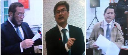 Dương Chí Dũng, Mai Văn Phúc, gỡ tội, luật sư, sếp Vinalines