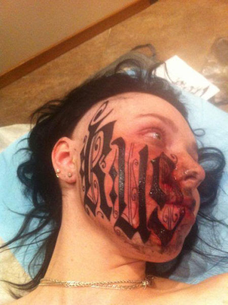 Girl Alters Her Face in the Name of Love