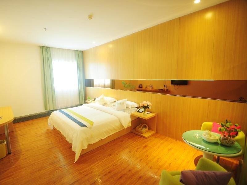 Vatica Shantou East Changping Road Guoxin Garden Hotel Reviews