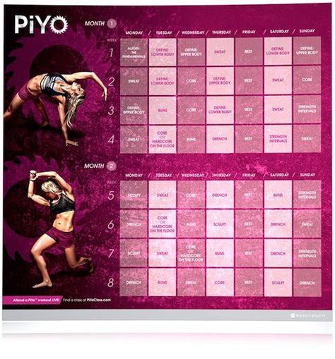 piyo workout review beachbody workout program  chalene