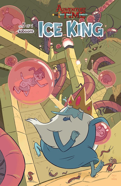 Adventure Time Comic Issue 5
