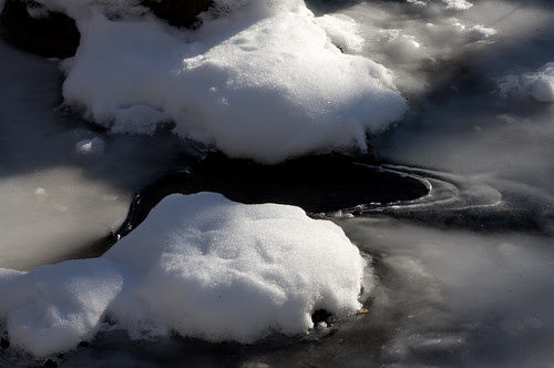 snow, ice, & water