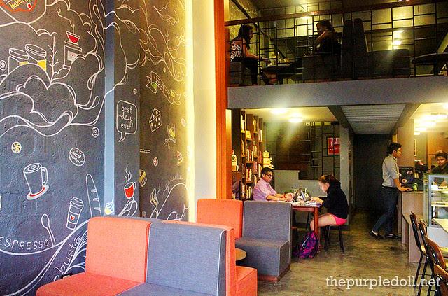 The Sweet Spot Cafe Maginhawa cor Makadios Teachers Village