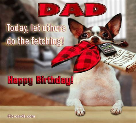 Dad?s Special Dog! Free For Mom & Dad eCards, Greeting