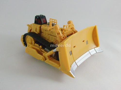 Transformers Rampage RotF - modo alterno