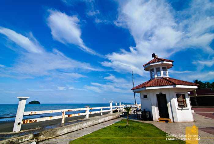 People's Park at Roxas City's Baybay Beach