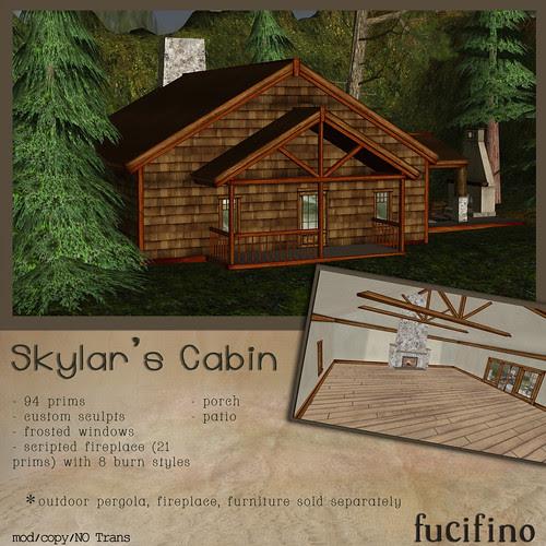 fucifino.Skylar's Cabin for the Designer's Challenge