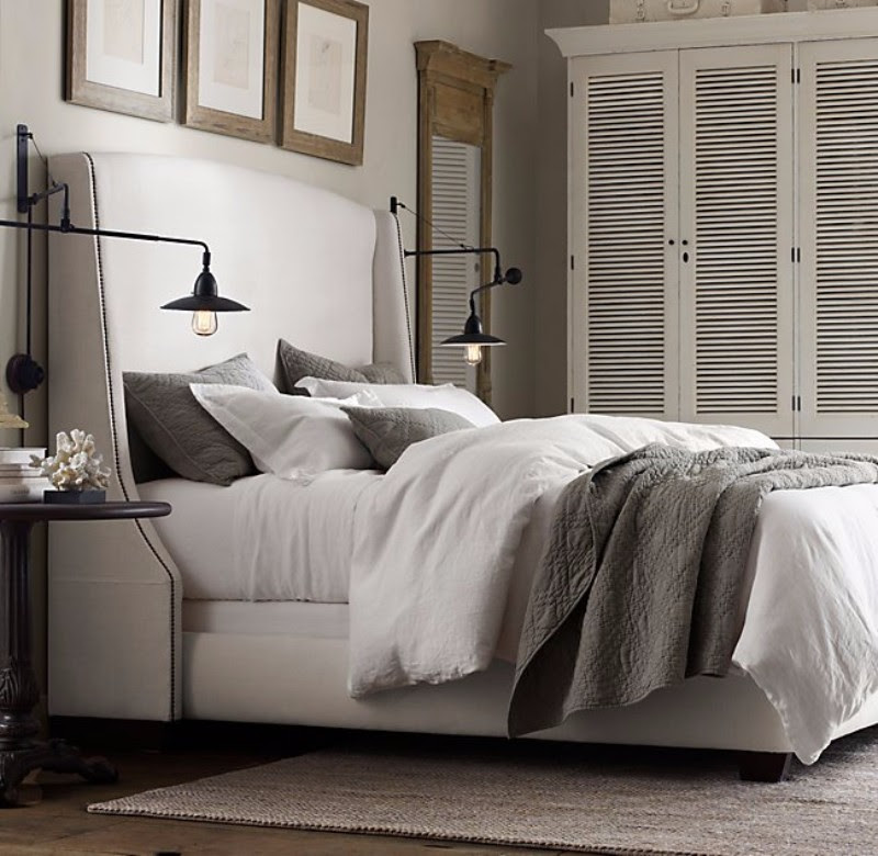 10 Fabric Ideas For Modern Upholstered Beds – Master