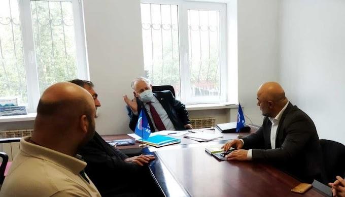 Вштабе общественной поддержки столицы Ингушетии обсудили развитие системы поощрения для волонтёров
