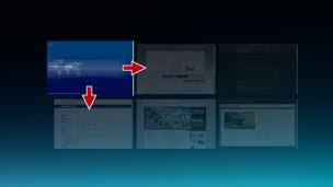 Múltiples ventanas en el navegador de PS3