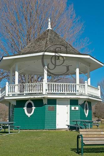 Orillia - Park Bandstand