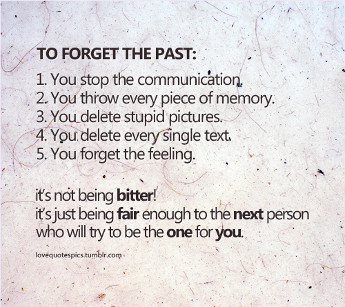 To Forget The Past Pictures Photos And Images For Facebook Tumblr