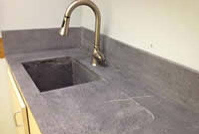 Slab Granite Countertops How To Polish Soapstone