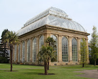 Temperate Palm House, Royal Botanic Gardens, Edinburgh