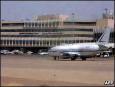 طائرة عراقية