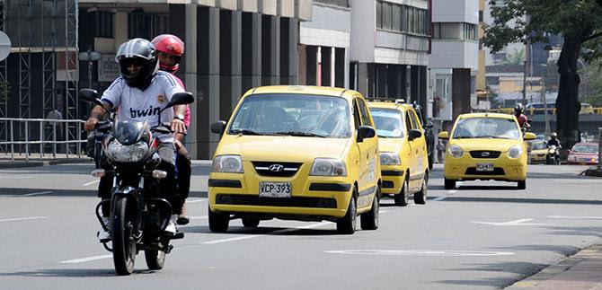 Reajustadas tarifas del servicio de taxi para este año 2015