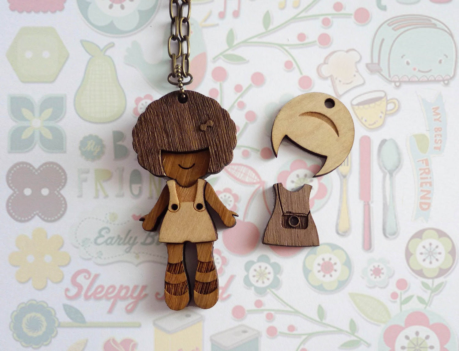Dress-Up Polly Necklace