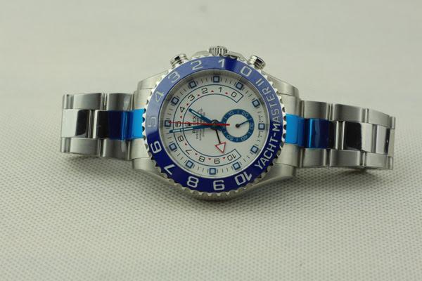 Rolex YachtMaster 2 Steel Watch Replica 1