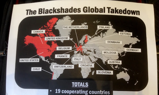 Blackshades Global Take Down