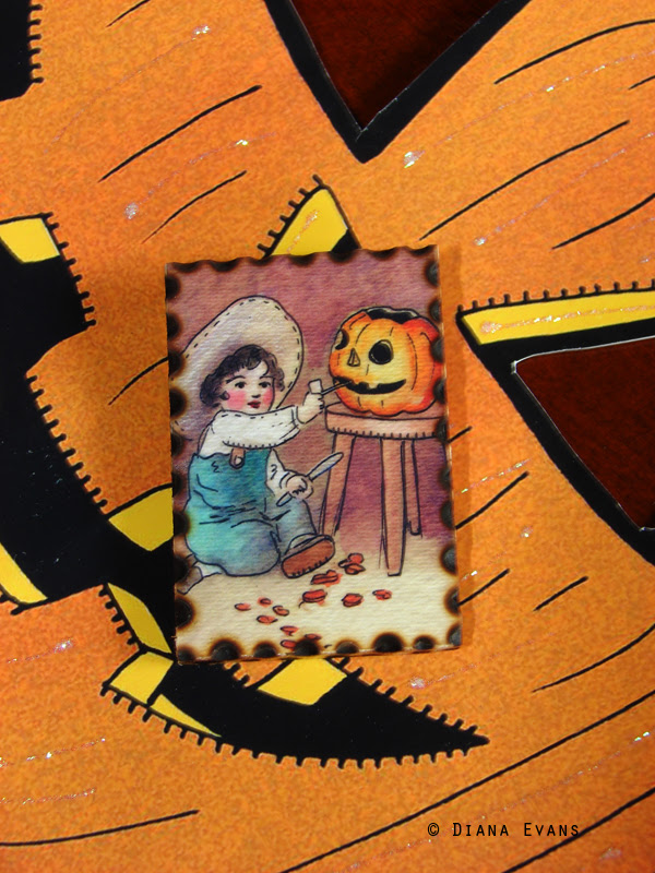 vintage halloween pins 018