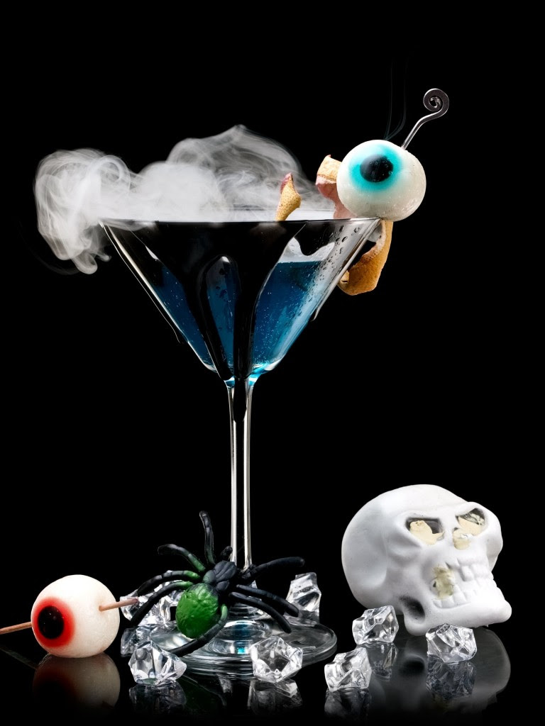 Halloween Party Ideas with Dry Ice  Iceman Toronto