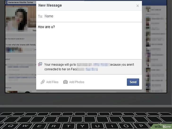 كيف تتكلم مع فتاة لا تعرفها في الفيس بوك Jamal Alpha