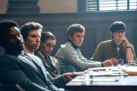 TREND ESSENCE:'The Trial of the Chicago 7': What to Know About the Netflix Film