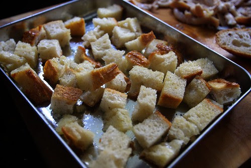 croutons!