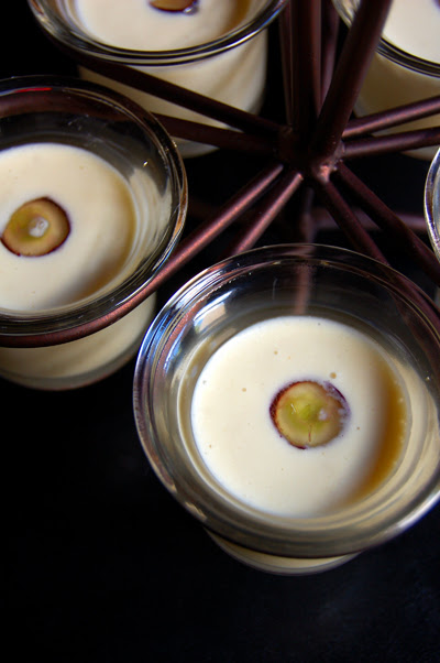 ajo blanco or white gazpacho