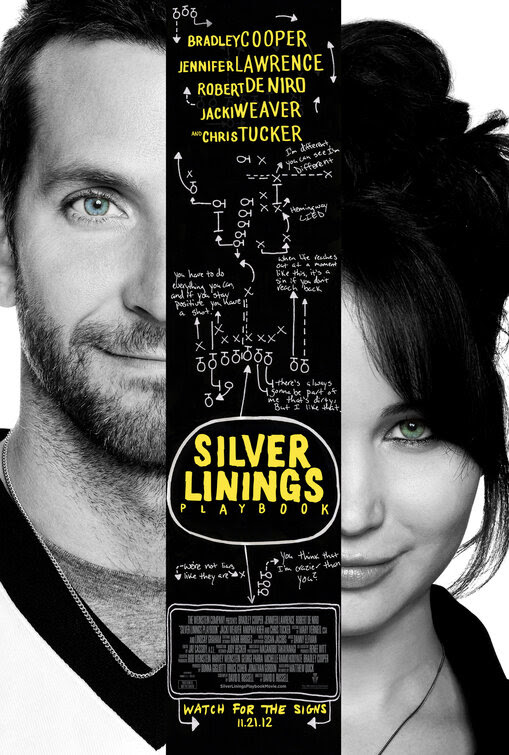 Silver Linings Playbook Movie Poster 1 Of 6 Imp Awards