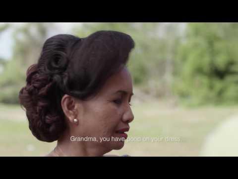 Latrines in Cambodia