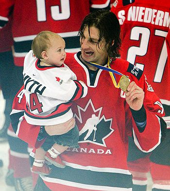 Ryan Smyth Canada photo Smyth2004Worlds.jpg