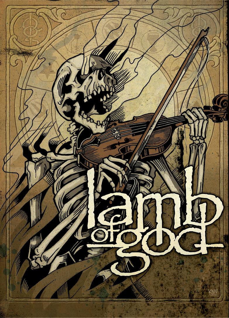 Lamb Of God Wallpaper Sf Wallpaper
