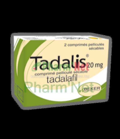 Tadalis 20mg Comp Pelli Sec B 02 Pharmnet Encyclopedie Des Medicaments En Algerie Propriete Sarl Esahti