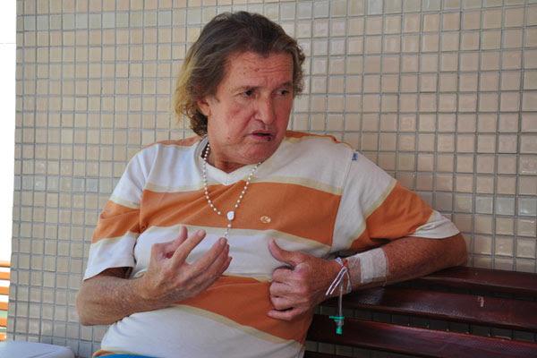 Ex-lateral Marinho Chagas pretende ir a Recife para participar de homenagem