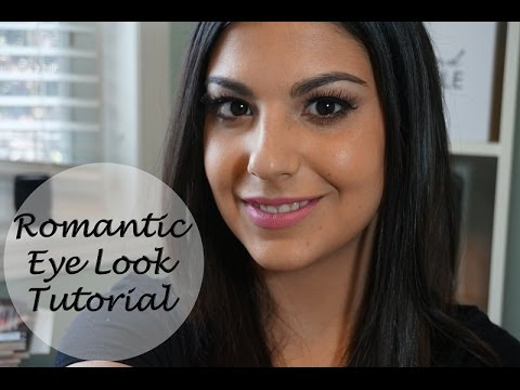 New Video: Romantic Eye Look Using Naked 3 Palette