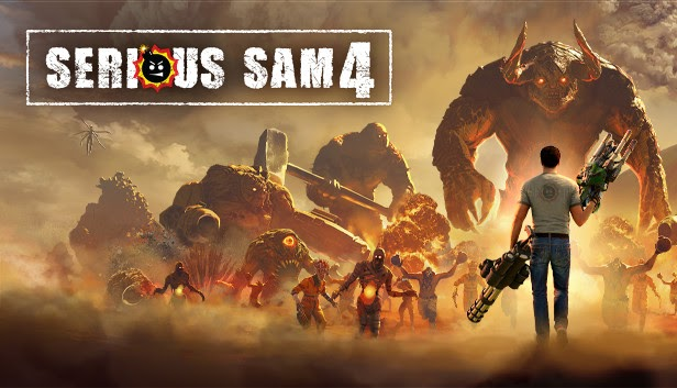Download Serious Sam 4 For PC Free