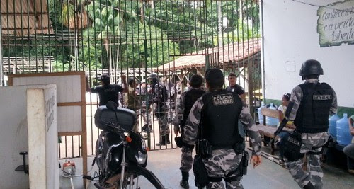 Presídio de Cucurunã. Foto: Jeso Carneiro