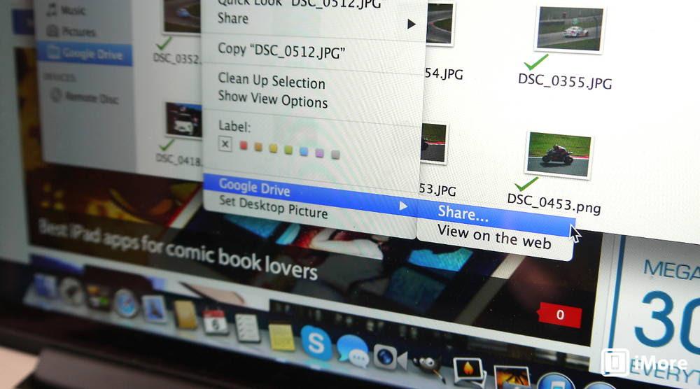 Localizador de falhas devido a problema de compatibilidade Google Drive