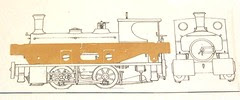 Chassis on plan