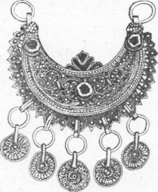 படம்_ 286 - அரபு ப்ரூச் (சிரியா);  ஆசிரியரின் புகைப்படம்.