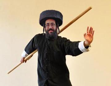 Hasidic Jews are fighting back in New York City.