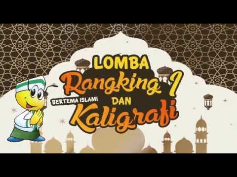Video Singkat Lomba Ranking I bertema islami & Kaligrafi di Indomaret Arengka I Pekanbaru